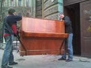 Перевозка пианино Киев. Перевезти пианино по Киеву