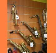 Распродажа духовых инструментов
