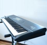 Продам синтезатор Korg 01/WFD